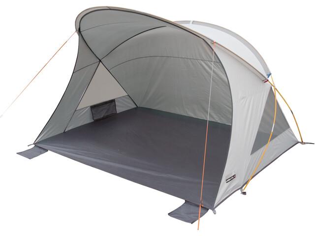 High Peak Cadiz 80 Beach Shelter aluminium/dark grey